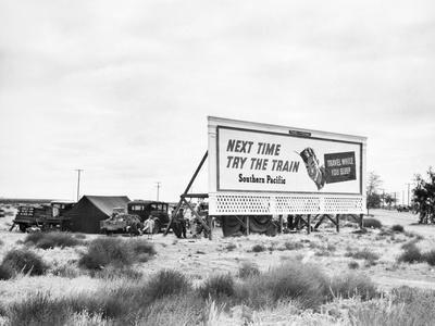 Billboard Camp, 1938