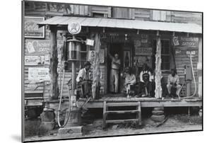 Country Store by Dorothea Lange