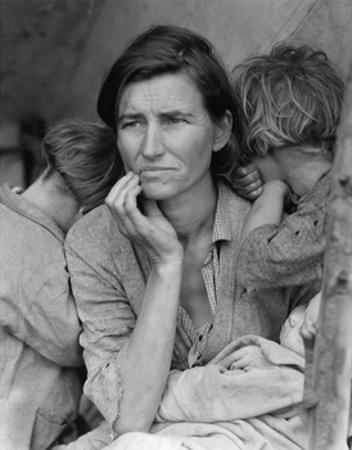 Destitute Pea Pickers