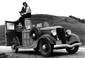 Dorothea Lange, Resettlement Administration Photographer by Dorothea Lange