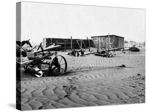 Dust Bowl, C1936 by Dorothea Lange