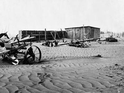 Dust Bowl, C1936