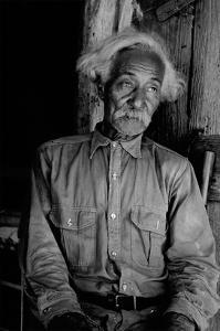 Ex-Slave Cattleman by Dorothea Lange