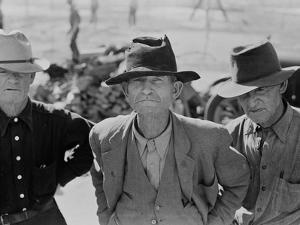 Ex-tenant farmer on relief grant in Imperial Valley, California, 1937 by Dorothea Lange