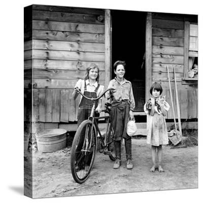 Farm Children, 1939
