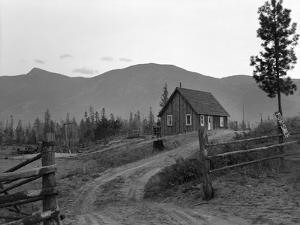 Idaho: Farm, 1939 by Dorothea Lange