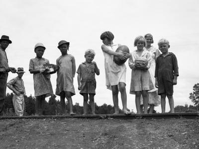 Migrant Families, 1936