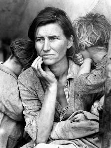 Dorothea Lange—Library of Congress