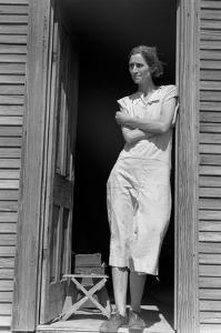 Migratory Laborer's Wife by Dorothea Lange