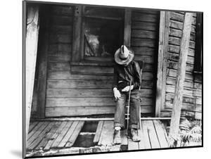 Old man, Washington, Pennsylvania, 1936 by Dorothea Lange