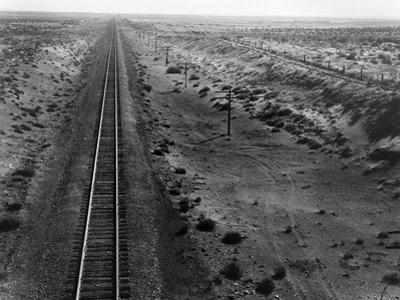 Railroad Tracks, 1939
