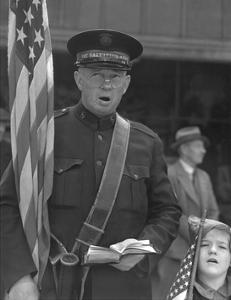 Salvation Army by Dorothea Lange