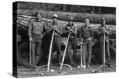 Self-Help Sawmill Workers