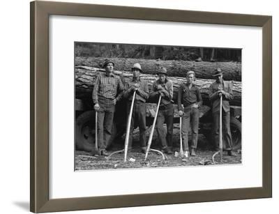 Self-Help Sawmill Workers