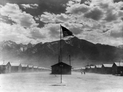 War Relocation Authority Center, Where Evacuees of Japanese Ancestry of WWII Reside