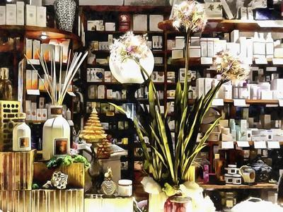The Herbalist At Christmas