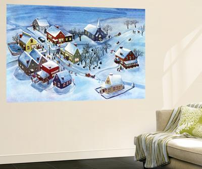 Winter Village - Jack & Jill