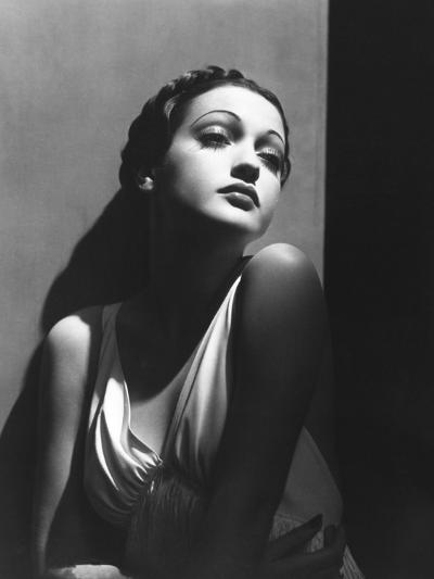Dorothy Lamour, 1937--Photographic Print