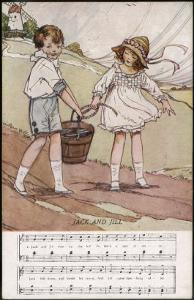 Jack and Jill Went up the Hill by Dorothy Wheeler