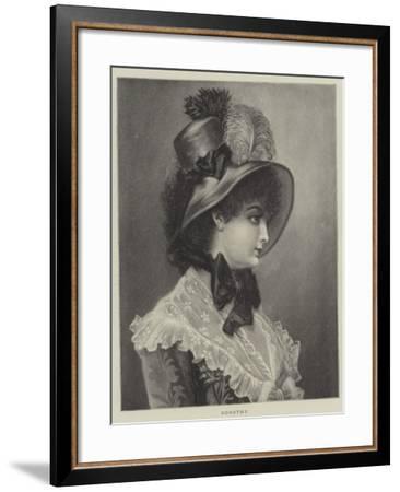 Dorothy--Framed Giclee Print