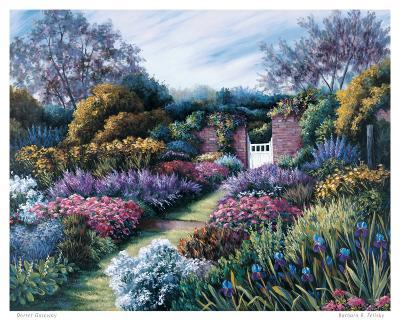 Dorset Gateway-Barbara R^ Felisky-Art Print