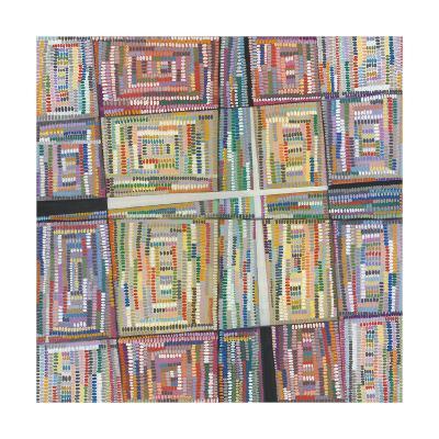 Dot Pattern-Nikki Galapon-Premium Giclee Print