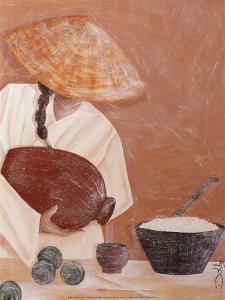 Le riz by Dothy