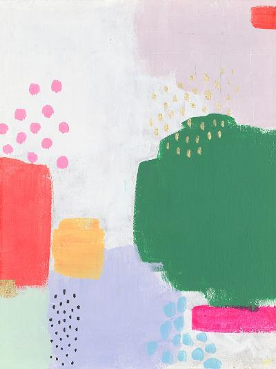 Dots and Colours - Dapple--Giclee Print