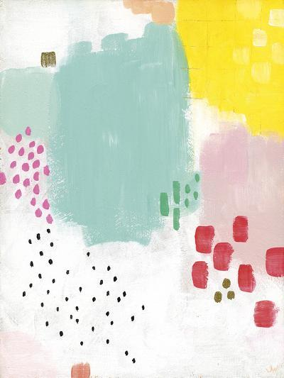 Dots and Colours - Mottle--Giclee Print