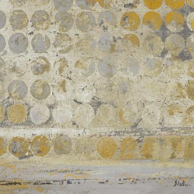 Dots on Gold-Patricia Pinto-Art Print
