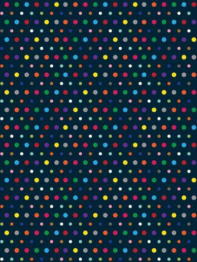 Dots-Joe Van Wetering-Art Print