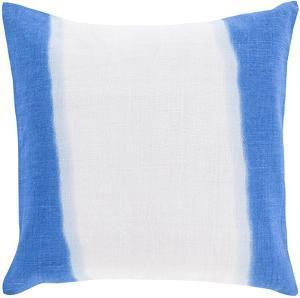 Double Dip Linen Pillow Down Fill - Cobalt (Sold Out)