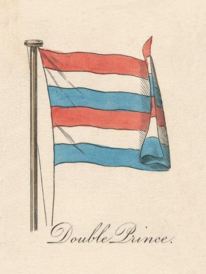 'Double Prince', 1838-Unknown-Giclee Print