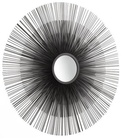 Double Solar Flare Mirror