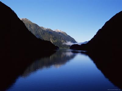 Doubtful Sound, Fiordland National Park, Unesco World Heritage Site, South Island, New Zealand-James Hager-Photographic Print