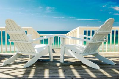 Deck Chairs by Doug Cavanah