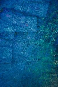 Meditation in Blue by Doug Chinnery