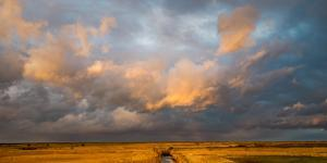 Norfolk Skies by Doug Chinnery