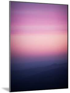 Pink Dusk II by Doug Chinnery
