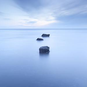 Three Rocks by Doug Chinnery