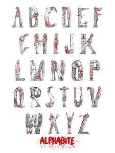 Alphabite by Doug Keith