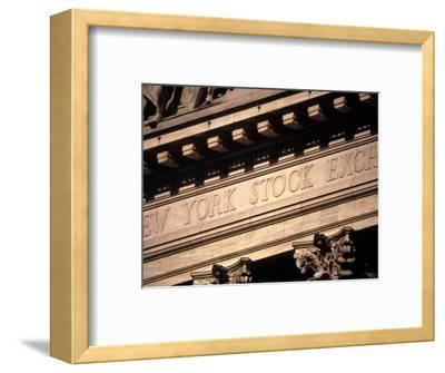 Ny Stock Exchange Building, NYC