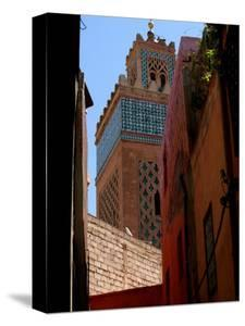 Kasbah Mosque, Marrakesh, Morocco by Doug McKinlay