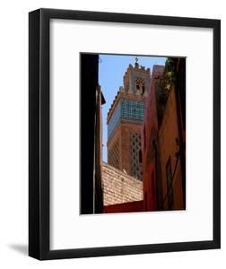 Kasbah Mosque, Marrakesh, Morocco by Doug McKinlay