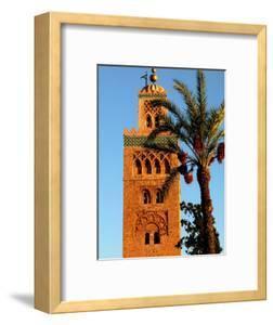 Koutoubia Mosque, Marrakesh, Morocco by Doug McKinlay