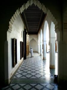 Palais De La Bahia, Marrakesh, Morocco by Doug McKinlay
