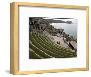 The Cliffside Minack Theatre by Doug McKinlay