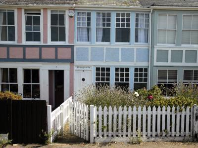 Victorian Seafront Cottages, Whitstable