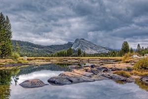 Tuolumne Meadows and Lembert Dome by Doug Meek