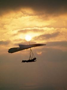 Hang Gliding by Doug Page